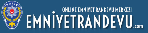 EmniyetRandevu logo